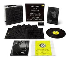 Le 9 Sinfonie (Edizione Limitata e Numerata) - Vinile LP di Ludwig van Beethoven,Herbert Von Karajan,Berliner Philharmoniker