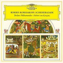 Sheherazade - Vinile LP di Herbert Von Karajan,Nikolai Rimsky-Korsakov,Berliner Philharmoniker