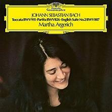 Toccata - Partita n.2 - Vinile LP di Johann Sebastian Bach,Martha Argerich