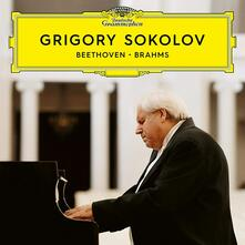Beethoven Brahms Mozart - CD Audio + DVD di Ludwig van Beethoven,Johannes Brahms,Wolfgang Amadeus Mozart,Grigory Sokolov