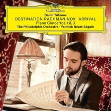 Destination Rachmaninov - CD Audio di Sergej Vasilevich Rachmaninov,Philadelphia Orchestra,Yannick Nezet-Seguin,Daniil Trifonov