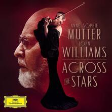 Across the Stars - Vinile LP di John Williams,Anne-Sophie Mutter