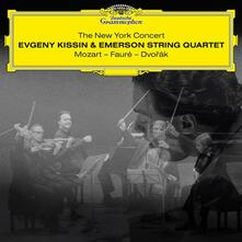 Live at Carnegie Hall - Vinile LP di Emerson String Quartet,Evgeny Kissin