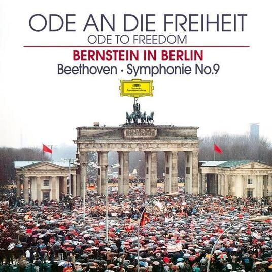 Ode to Freedom (Sinfonia n.9) - Vinile LP di Ludwig van Beethoven,Leonard Bernstein
