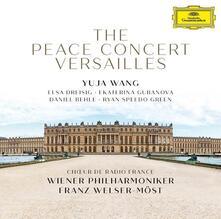 The Peace Concert Versailles. Live - CD Audio di Wiener Philharmoniker,Franz Welser-Möst,Yuja Wang,Elsa Dreisig