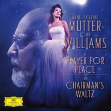 A Prayer for Peace (Limited Edition) - Vinile 7'' di John Williams,Anne-Sophie Mutter