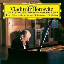 The Studio Recordings - Vinile LP di Vladimir Horowitz