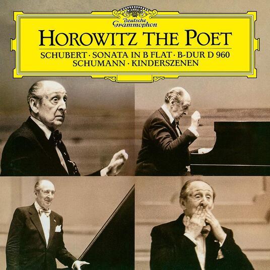 Horowitz the Poet - Vinile LP di Vladimir Horowitz