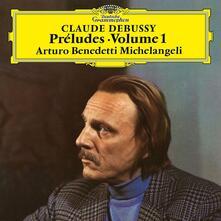 Preludes I - Vinile LP di Claude Debussy,Arturo Benedetti Michelangeli
