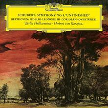 Sinfonia n.8 - Vinile LP di Franz Schubert,Herbert Von Karajan,Berliner Philharmoniker