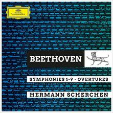 Sinfonie complete - Ouvertures (Box Set) - CD Audio di Ludwig van Beethoven,Hermann Scherchen