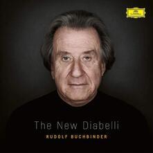 The Diabelli Project - Vinile LP di Ludwig van Beethoven,Rudolf Buchbinder