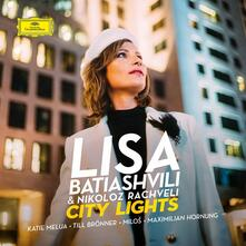 City Lights - CD Audio di Elisabeth Batiashvili