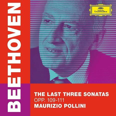 Last Three Sonatas (Esclusiva LaFeltrinelli e IBS.it) - Vinile LP di Ludwig van Beethoven,Maurizio Pollini