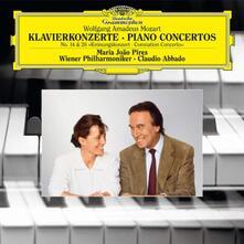 Concerti per pianoforte n.14, n.16 - Vinile LP di Wolfgang Amadeus Mozart,Claudio Abbado,Maria Joao Pires,Wiener Philharmoniker