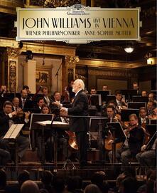 John Williams Live in Vienna (Deluxe Limited Edition) - CD Audio + Blu-ray di John Williams,Anne-Sophie Mutter,Wiener Philharmoniker