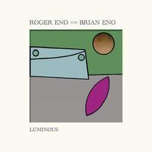 Luminous (Yellow Coloured Vinyl) - Vinile LP di Brian Eno,Roger Eno