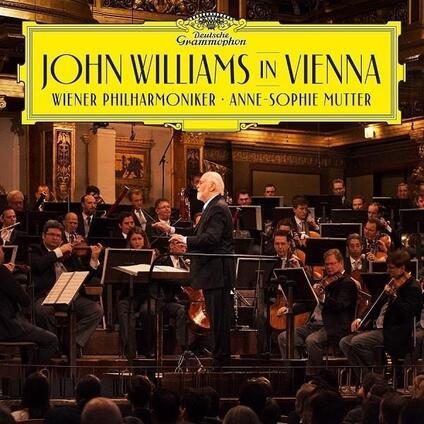 Live in Vienna - Vinile LP di John Williams,Anne-Sophie Mutter,Wiener Philharmoniker