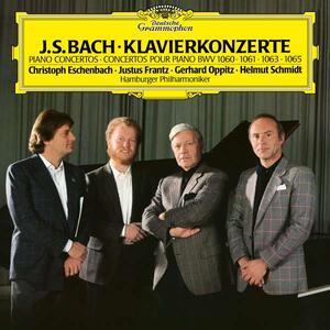 Vinile Concerti BWV1060, BWV1063, BWV1065 Johann Sebastian Bach