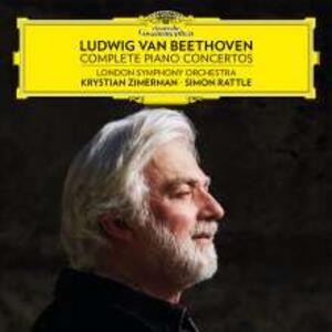 Vinile Concerti per pianoforte completi (Vinyl Box Set) Ludwig van Beethoven Simon Rattle London Symphony Orchestra