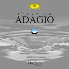 CD Relaxing Adagio. The Platinum Collection