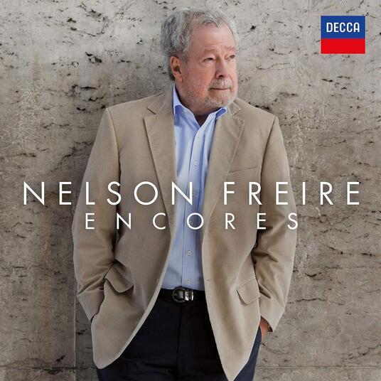 Encore - CD Audio di Nelson Freire