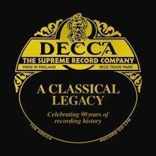 Decca. The Supreme Record Company (Box Set) - CD Audio