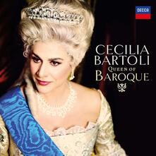 Queen of Baroque - CD Audio di Cecilia Bartoli