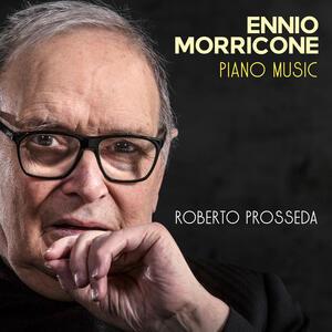 CD Piano Music Ennio Morricone Roberto Prosseda