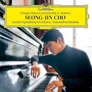 Vinile Concerto per pianoforte n.2 - Scherzi Fryderyk Franciszek Chopin Gianandrea Noseda Seong-Jin Cho