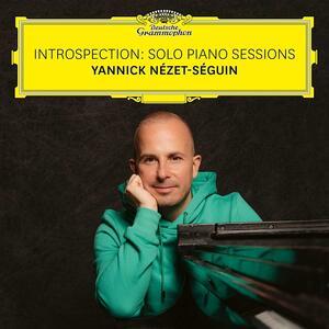 Vinile Introspection. Solo Piano Yannick Nezet-Seguin