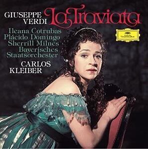 Vinile La Traviata Giuseppe Verdi Carlos Kleiber Boston Symphony Orchestra