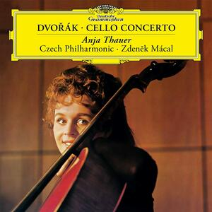 Vinile Concerto per violoncello Antonin Dvorak Czech Philharmonic Orchestra