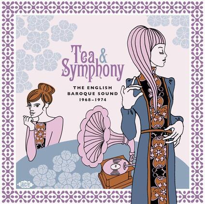 Tea & Symphony. English Baroque Sound 1968-1974 - Vinile LP