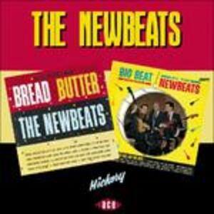Foto Cover di Bread and Butter-Big Beat Sounds, CD di Newbeats, prodotto da Ace