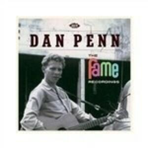The Fame Recordings - Vinile LP di Dan Penn