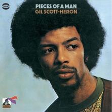 Pieces of Man - Vinile LP di Gil Scott-Heron