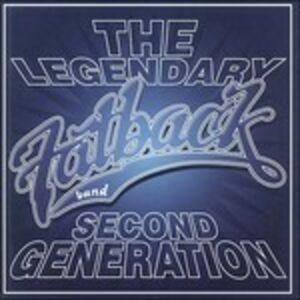Foto Cover di Second Generation, CD di Fatback Band, prodotto da Ace Records