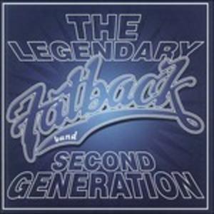 CD Second Generation di Fatback Band