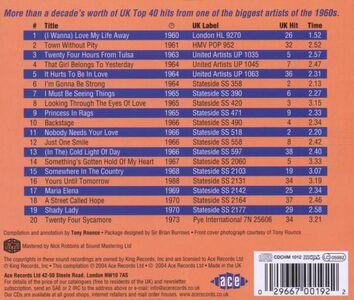 CD Gene Pitney' Big 20. All the UK Top 40 di Gene Pitney 1