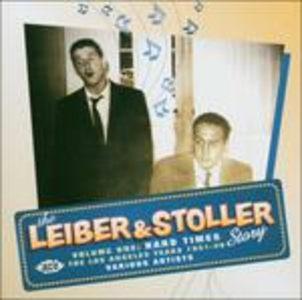 CD Leiber & Stoller Story vol.1. 1951-1956  0