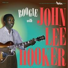 Boogie with John Lee Hooker - Vinile LP di John Lee Hooker