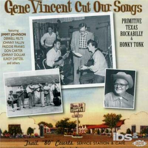 CD Gene Vincent Cut Our Song