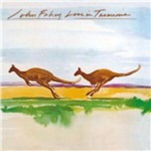 Foto Cover di Live in Tasmania, CD di John Fahey, prodotto da Takoma
