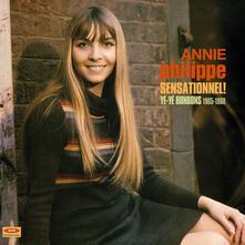Sensationnel! Ye-Ye bonbons 1965-1968 - Vinile LP di Annie Philippe