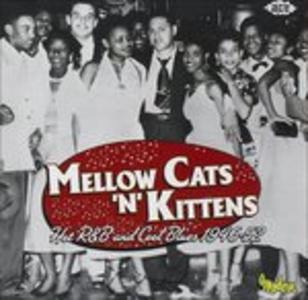 CD Mellow Cats N Kittens