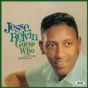 CD Guess Who. The RCA Victor Recordings di Jesse Belvin