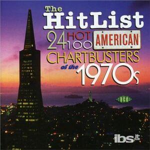 Foto Cover di Hit List . 24 Hot America, CD di  prodotto da Ace