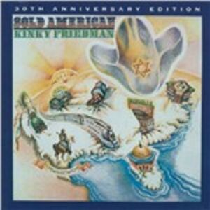 Foto Cover di Sold American, CD di Kinky Friedman, prodotto da Vanguard
