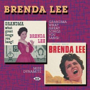 CD Grandma, What Great Songs You Sang-Miss di Brenda Lee 0